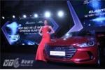 Cận cảnh Hyundai Elantra phiên bản 2016