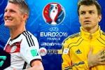 Đức vs Ukraina và chuyện về chiếc Lexus