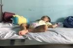 Video: Phó Giám đốc Bệnh viện Nhi Trung ương thông tin vụ cháu bé nghi bị bạo hành ở Hà Nội