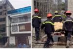 Sập giàn giáo, 2 công nhân rơi từ tầng 5 xuống đất thiệt mạng