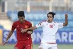 U19 Việt Nam có thể lực tốt, không ngại đối đầu với các đội ở Tây Á.