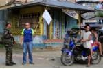 Philippines: Giao tranh IS dữ dội, dân giương cờ trắng