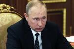 Tổng thống Putin cách chức 8 tướng lĩnh
