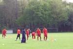 U20 Việt Nam chuẩn bị đá trận giao hữu đầu tiên trên đất Đức