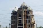 Xây biệt thự 'chui' tại khu đô thị Phú Lương: Thanh tra đình chỉ, công trình vẫn 'vươn trời cao'