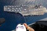 Cận cảnh những siêu tàu sân bay mang tên các đời Tổng thống Mỹ