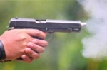 Truy bắt tội phạm, một chiến sĩ công an bị bắn trọng thương