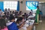 Trả học sinh lớp 6 về lớp 1 vì không biết đọc, viết: Phát hiện hơn 70 học sinh 'ngồi nhầm lớp'
