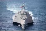 Chiến hạm Mỹ thăm kỹ thuật, bảo dưỡng viễn chinh tại Cảng quốc tế Cam Ranh