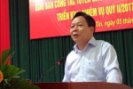 Trưởng ban Tuyên giáo Hà Nội: 'Không để thế lực thù địch lợi dụng, làm nóng vấn đề Đồng Tâm'