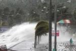 Áp thấp nhiệt đới đang tiến gần đến quần đảo Hoàng Sa