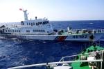 Tàu Trung Quốc lại đâm chìm tàu cá Quảng Ngãi trên biển