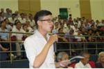 Người dân phản ánh với Bí thư Đinh La Thăng đau xót cảnh 'phá đường' - ảnh 3