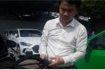 Lập chuyên án điều tra nạn trộm bánh xe ô tô