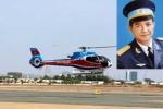 Trực thăng rơi ở Vũng Tàu: Chuyện ít biết về sự hy sinh của 2 cha con phi công