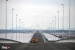 Cầu vượt biển dài nhất Việt Nam mắc hàng loạt sai sót: 3 đơn vị bị nhắc nhở