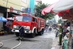 Dân lo tiếp khách Tết, 24 căn nhà bị cháy ở Sài Gòn