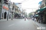 Hinh anh Pho phuong Ha Noi sau 1 thang ra quan dep via he 17