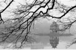 Hồ Gươm đã từng đóng băng