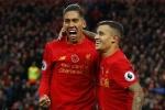 Hủy diệt Watford, Liverpool lên ngôi đầu bảng