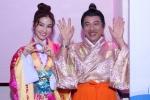 Diễm My 9X nhí nhảnh bên cạnh nghệ sĩ Trung Dân