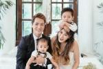 Đăng Khôi và vợ hot girl chụp ảnh kỉ niệm 11 năm bên nhau