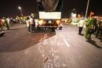 Nam sinh chết thảm trên cầu vượt 3 tầng lớn nhất Việt Nam