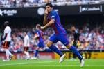 Messi ghi 2 bàn, Barca thắng nhọc Valencia