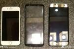 Lộ ảnh Galaxy S8 'đọ dáng' Galaxy S7 Edge và iPhone 7