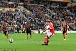 Arsenal đá thảnh thơi, thắng dễ Hull City