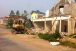 Lùm xùm trong quản lý xây dựng chợ đầu mối Bắc Sơn ở Thái Nguyên