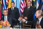 Obama gặp Putin: Thẳng thắn nhưng lạnh lùng, khác biệt