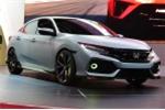 Honda Civic Hatchback 2017 có gì nối bật khiến nhiều người mong đợi?