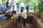Phát hiện dấu vết cung điện vua Quang Trung