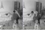 Chủ nhà ngủ trên sofa, trộm mặc sức tung hoành, lục lọi