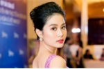 NTK Linh Bùi khoe sắc quyến rũ bên dàn người đẹp Hoa hậu Hoàn vũ