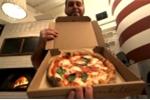 Giảm được 45kg trong 7 tháng nhờ ăn... pizza