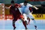 Tuyển futsal Việt Nam nhận tin không vui sau trận thắng mở màn