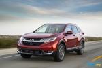 Honda CR-V 2017 bán tại Việt Nam giá bao nhiêu?