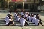 Giáo viên thể dục phạt cả lớp ngồi dưới trời nắng: Sở GD-ĐT Hải Phòng lên tiếng