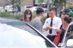 Trấn Thành và Hari Won đã xuất hiện tại nơi diễn ra tiệc cưới