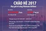 Bay giá rẻ cùng Vietnam Airlines chỉ từ 299.000 VNĐ/chiều