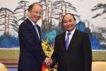 Thủ tướng tiếp các doanh nghiệp hàng đầu Trung Quốc