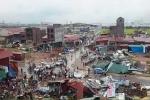 Bắc Ninh: Lốc xoáy kinh hoàng, vòi rồng thổi bay tứ tung nhà cửa như tận thế