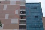 Giải cứu nam thanh niên đòi nhảy từ tầng 18 bệnh viện Bạch Mai