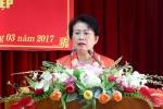 Kỷ luật cảnh cáo Phó Bí thư Tỉnh ủy Đồng Nai Phan Thị Mỹ Thanh