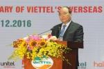 Thủ tướng: Tập đoàn Viettel đã truyền cảm hứng cho doanh nghiệp Việt Nam