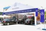 Cùng Mercedes-Benz Việt Nam chăm sóc xe trước khi du lịch hè