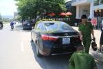 Truy tìm nhóm người ném vỡ kính hàng loạt ô tô ở Đà Nẵng
