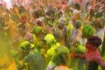 Chìm đắm trong sắc màu của lễ hội đặc trưng Ấn Độ tại Hà Nội